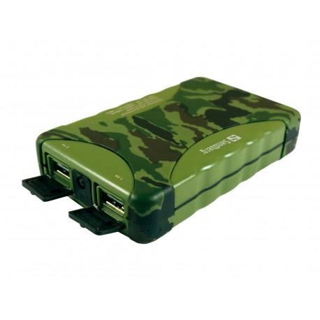 Sandberg PowerBank army 10400 mAh